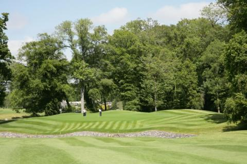 "The ""Signature"" 16th Hole at Tullamore"